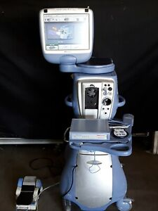 Alcon Infiniti Phaco Ozil Compatible Vision System With Software