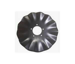Coulter Blade 16 Inches X 177 Inches With 13 waves 3 4 Inches Wide Has 4 75