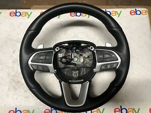 2015 Dodge Charger Leather Steering Wheel Srt 392 Oem Mopar