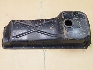 1941 1947 Ford Flathead 6cyl Oil Pan G Series Passenger Car Or Truck Nos