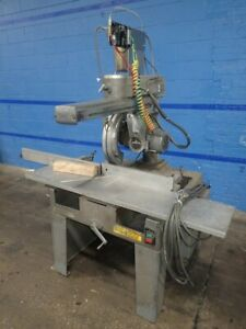 Rockwell delta 33 363 Radial Arm Saw 18 03191270009