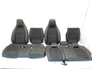 2014 2016 Mercedes Cla250 Front Seat Front Rear Seat Covers Set Oem