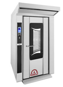 Rotating Electric Rack Oven E5