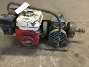 Honda Gx140 Trash Pump 50hp