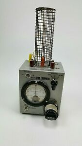 Electrostatic Field Monitor Static Electricity Monitor Microamp Tesla Coil