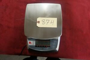 Digital Multi use Bench Scale 30 Lb 15kg Capacity Ohaus Fd15h