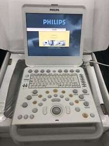 Philips Cx30 Ultrasound System Demo Cx50 With C6 2 Transducer Probe