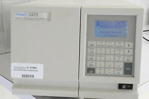 Waters 2475 Multi Wavelength Fluorescence Detector Hplc
