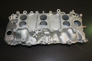 1967 Corvette Intake Manifold Gm Original 427 400hp L 68 Tri Power 3894382