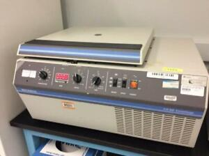 Beckman Gs 6r Refrigerated Centrifuge W Rotor Buckets Inserts Of Your Choice