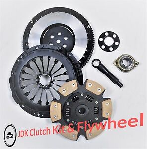 Jdk Stage3 Performacne Race Clutch Kit Flywheel For Elantra Tiburon 2 0l