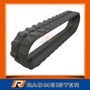 Rubber Track Cat 304cr 304 5 305 305cr Mini Excavator Size 400x72 5x72
