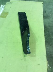 Nos 1940 1941 Ford Truck Air Deflector L hand Radiator Shell To Core O1t 8299