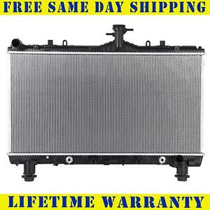 Radiator For 2012 2015 Chevrolet Camaro 3 6l V6 Lifetime Warranty Fast Shipping