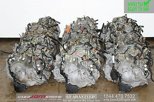 Jdm Honda Accord 98 99 00 01 02 F23a 2 3l Automatic Transmission Low Mileage