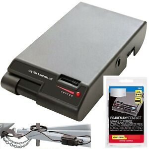 Brake Controller Compact Timed Anti Lock Braking 2 And 4 Systems Electric