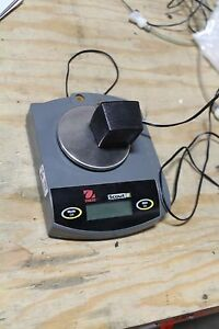 Working Ohaus Scout Ii Balance Scale 200g Sc2020 Digital Scale