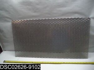 N341 529 National Hardware 4075bc Expanded Plain Steel 30 X 16