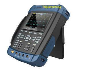 Handheld Oscilloscope 150mhz 2ch 1gsa s 2m Memory Depth Dmm Usb Ip51 Dso1152e