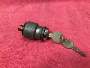Datsun 320 410 411 520 521 510 Switch Ignition Nos Genuine Japan Niles 3 Pins