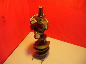 4 6 Ford Crankshaft 6 Bolt Flywheel no 24 4 6