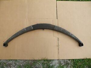 1939 1941 Lincoln Nos 13 Leaf Spring 1 Ton 39 40 41 Ford Pickup