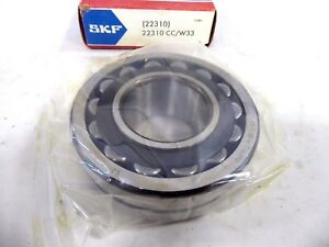 Skf 22310 Cc w33 Spherical Roller Bearing