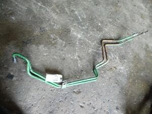 John Deere 3020 Tractor Hyd Remote Lines Tag 431