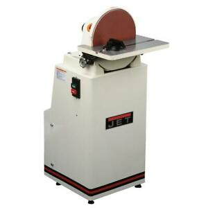 Jet-414602 J-4400A 12 In. Industrial Disc Sander 1PH
