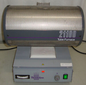 Barnstead Thermolyne 21100 Tube Furnace Tested And Working F21125