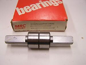Mrc Water Pump Gauge Wheel Cultivator Ag Bearing 5200zz265 Similar Dc2207f New