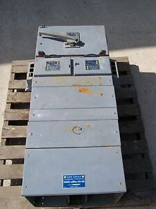 Square D Qmb Saflex Distribution Panel Qw 47006 1a With Qmb 3640 400a Switch