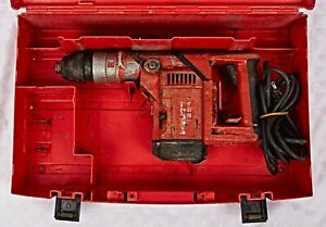 hilti Hammer Drill Te54 With Case