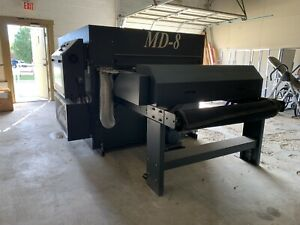 Interchange md 8 4808 Gas Fired Modular Conveyor Dryer For Screen Printing