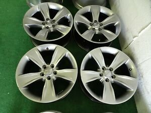 2015 2016 2017 Dodge Charger Challenger Oem Factory 18 Wheels Rims 1zv90trmab