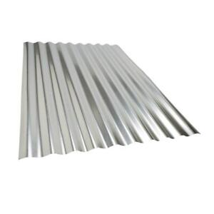 Galvanized Steel Roof Panel Project Panel Corrugated 3 Ft Building Materials