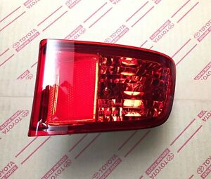 New Toyota 4runner Sport Prado 120 Right Rear Reflector Lamp 2003 2009
