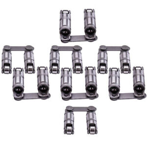 8 Pairs Hydraulic Roller Lifter For Pontiac Oldsmobile All V8 350 455 303 301