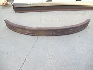 30 s 40 s 1946 Chevy Coe Ford Dodge International Truck Large Front Bumper