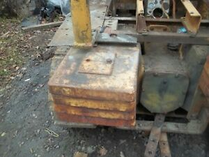 1960 1967 Allis Chalmers H3 Dozer Transmission Assembly