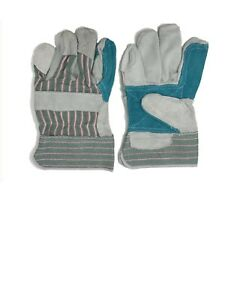 Lot Of 96 Double Palm Work Gloves g0412