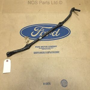 69 70 71 Thunderbird Nos Ford C9sz 3304 A Drag Link Steering Arm To Idler Arm