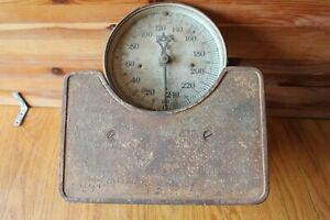 Detecto Junior Scale 0 250lbs Max Jacobs Bros Antique Mercantile Scale Vintage