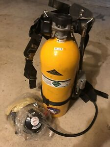 3m Scott Scott Scba 2216 Psig Iscba Self contained Breathing Apparatus