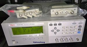 Precision Bench Top Lcr Meter 200khz Comparator Component Parameter Test Th2816b