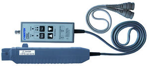 High Frequency Dc ac Oscilloscope Current Probe 40mhz 30arms Peak 50a