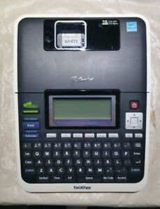 Brother P touch Pt2730 Desktop Label Maker With 28 Label Cassettes