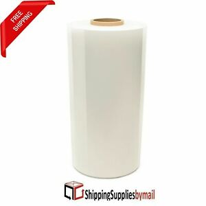 Pallet Machine Stretch Wrap Plastic Shrink Film White 20 X 63 Ga 5000 5 Rolls