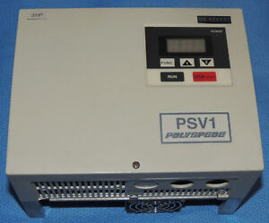 Polyspede 3 hp Ac Drive Vfd Variable Frequency Drive Psv1 31 2 Warranty