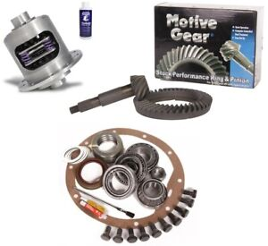 79 97 Chevy 14 Bolt Rearend Gm 9 5 4 88 Ring And Pinion Posi Lsd Motive Gear Pkg